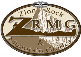 Zion Rock and Mountain Guides Logo